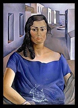 Foto: Cultura asegura 'Retrato de mi hermana', de Salvador Dalí, por seis millones d'euros (SALVADOR DALÍ)