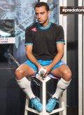 """Foto: Xavi: """"No me conformo con este rol, quiero jugar más"""" (ADIDAS)"""