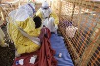 Foto: Naciones Unidas insiste: el ébola no se contagia por el aire (SYLVAIN CHERKAOUI/COSMOS)