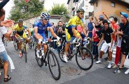 Foto: Contador no participará en Pekín y Valverde se asegura el número uno (TINKOFF-SAXO)