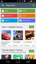 Google Play Store estrena diseño adaptado a Material Design