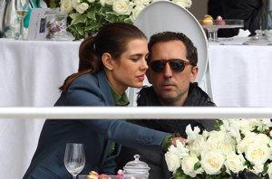 Foto: Carlota Casiraghi y Gad Elmaleh silencian los rumores de crisis (CORDON PRESS)
