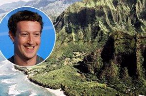 Foto: Mark Zuckerberg y su capricho: se compra la mitad de una isla de Hawái (GETTY/CORDON PRESS)