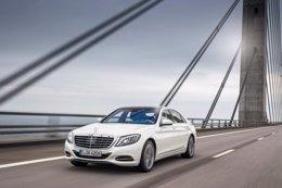 Foto: Mercedes-Benz supera 100.000 unidades vendidas del nuevo Clase S (DAIMLER)