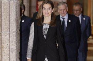 """Foto: Reina Letizia: """"Es tiempo de cuidarse. De cuidar el corazón"""" (ANTONIO GUTIERREZ HERGUEDAS)"""