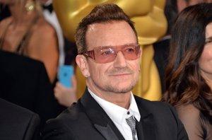 Foto: U2, Bono desvela por qué siempre lleva gafas de sol: sufre un glaucoma (MICHAEL BUCKNER)