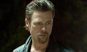 Foto: Brad Pitt confiesa que tiene un arma desde los seis años (GETTY)