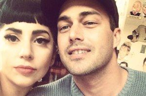 """Foto: Lady Gaga sobre su pareja: """"Es el primer novio que llora cuando canto"""" (CORDON PRESS)"""