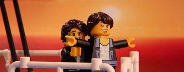Foto: 12 inolvidables secuencias de cine recreadas en versión LEGO (MORGAN SPENCER)