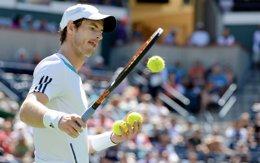 Foto: Murray adelanta a Ferrer en la carrera para Londres (REUTERS)