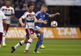 """Foto: """"Guardiola fue una de las razones para ir al Bayern"""" (INA FASSBENDER / REUTERS)"""