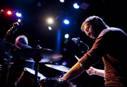 Foto: El trio de Dan Weiss obri el IV Festival Internacional de Jazz Contemporani del Jimmy Glass (JIMMY GLASS)