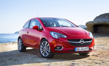 Foto: Opel cifra en 12,4 millones las unidades del Corsa (OPEL)