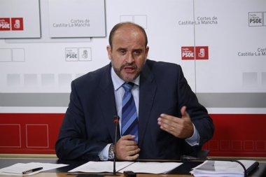 Foto: PSOE enmienda a la totalidad los presupuestos de C-LM (EUROPA PRESS)