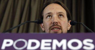 Foto: 25 propuestas de Podemos (REUTERS)
