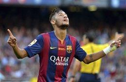 """Foto: Neymar: """"Me siento como en casa, estoy más feliz"""" (REUTERS)"""