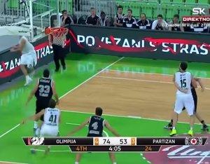 La mejor jugada de Basket del año