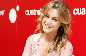 Foto: Mónica Martínez, presentadora del atrevido reality de Cuatro 'Adán y Eva' (JOSEFINA BLANCO )