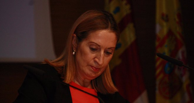 "Foto: Pastor asegura que Aena ""seguirá siendo pública"" pese a su salida a Bolsa (EUROPA PRESS)"