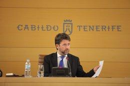 """Foto: Alonso lamenta que la Aemet no haya hecho una """"mejor previsión"""" del temporal (CEDIDA)"""