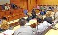 Foto: Una delegación sueca conoce el modelo de 'Mesa de Emprendimiento' (EUROPA PRESS/GEOLIT)