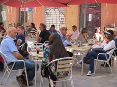 Foto: Espanya rep 52,4 milions de turistes internacionals fins al setembre, un 7,4% més (EUROPA PRESS)