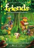 """Foto: """"Friends"""" animaziozko film japoniarra euskaraz izango da ikusgai zinema aretoetan ostiraletik (ZINEUSKADI)"""