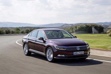 Foto: Volkswagen lanzará en noviembre el nuevo Passat (VOLKSWAGEN)