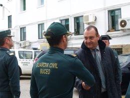 """Foto: Delegado del Gobierno en Ceuta pide a Malström """"conocer"""" antes de hablar (EUROPA PRESS/G.T.)"""