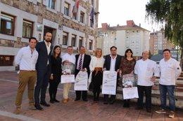 Foto: El I Congreso Gastronómico de Torrelavega reunirá a figuras como Alberto Chicote o Miguel Cobo (AYUNTAMIENTO DE TORRELAVEGA)