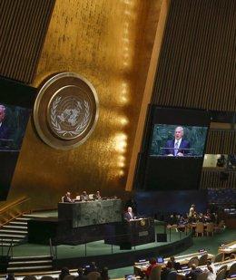 Foto: Día de las Naciones Unidas: 20 preguntas y respuestas sobre este organismo (SHANNON STAPLETON / REUTERS)