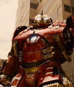 Foto: Primer tráiler oficial de Los Vengadores: La era de Ultrón (MARVEL)