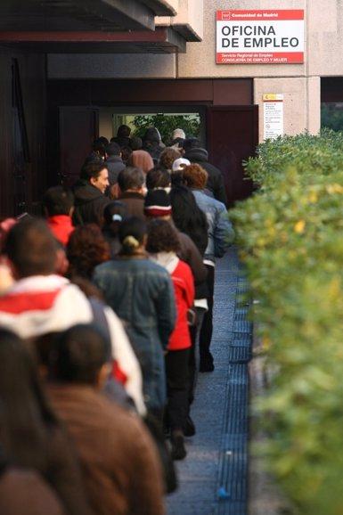 Foto: L'atur a Catalunya baixa en 44.400 persones i la taxa se situa per sota del 20% (EUROPA PRESS)
