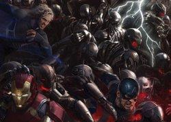 Foto: Marvel lanza el tráiler de 'Los Vengadores 2: La Era de Ultrón' (MARVEL)