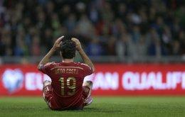 Foto: España cae al décimo puesto en el Ranking FIFA (DAVID W CERNY / REUTERS)