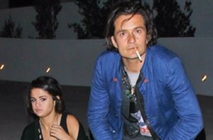 Foto: Selena Gómez y Orlando Bloom... ¿Más cerca que nunca? (CORDON PRESS)