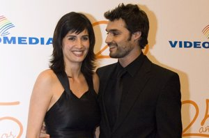 Foto: Elia Galera e Iván Sánchez se casan en una boda secreta y discreta (CORDON PRESS)