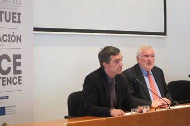 Foto: Euskadi e Irlanda del Norte colaborarán en proyectos de víctimas, educación, juventud y reinserción (EUROPA PRESS)