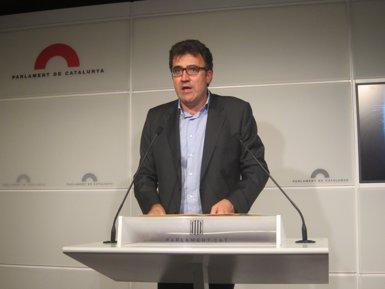 """Foto: ERC farà campanya del 2 al 8 de novembre """"com en unes catalanes"""" (EUROPA PRESS)"""