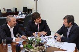 Foto: SEPES anuncia una importante rebaja en el precio de las parcelas del polígono 'Los Camachos' (COEC)