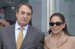 """Foto: Isabel Pantoja ha pagado parte, el dinero exacto en """"secreto de sumario"""" y pedido aplazamiento (EUROPAPRESS/WWW.FREDYTORRA.COM)"""