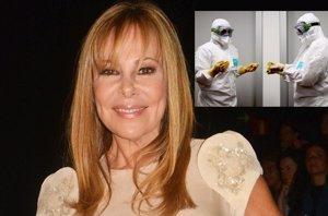 Foto: Ana Obregón compra dos trajes 'anti ébola' en eBay (EUROPA PRESS)