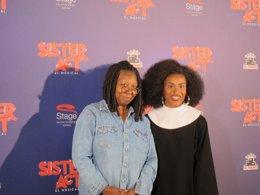 Foto: Whoopi Goldberg arropa el estreno de 'Sister Act' (EUROPA PRESS)