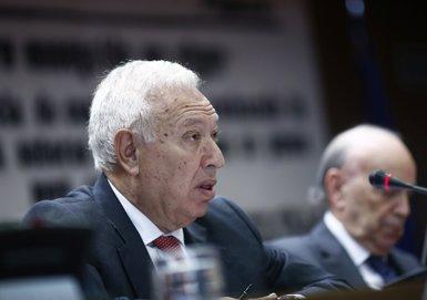 Foto: Espanya només reconeixerà l'Estat palestí si sorgeix de les negociacions amb Israel (EUROPA PRESS)