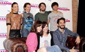 Foto: Alexandra Jiménez y Paco León protagonizarán juntos la comedia 'Embarazados' (EUROPA PRESS)