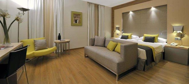 Foto: Las pernoctaciones hoteleras crecen un 3,7% en septiembre, hasta los 33,8 millones (VINCCI)