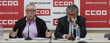 Foto: Toxo insta a expulsar del sindicato a los implicados en las tarjetas 'black' (EUROPA PRESS)