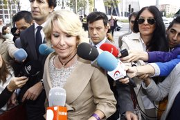 Foto: La defensa de Aguirre pide el archivo de la causa por inexistencia de indicios de criminalidad (EUROPA PRESS)