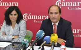 """Foto: La Cámara cree que la economía cántabra se recupera pero """"algo rezagada"""" (CÁMARA)"""