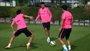 Busquets completa el último entrenamiento antes del Madrid-Barça